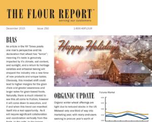 December 2015 Flour.com Report